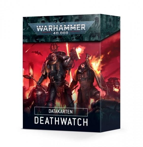 Datakarten Deathwatch