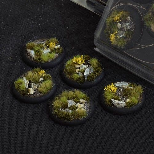 Gamers Grass 40mm Highland Bases, lip
