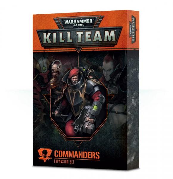 Kill Team Kommandeure