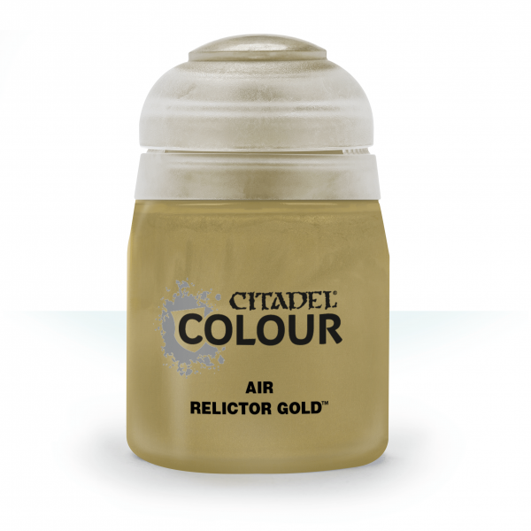Citadel Air Relictor Gold