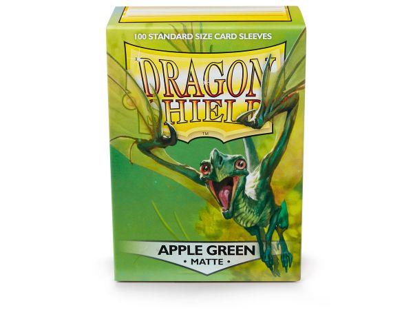 Dragon Shield 100 Matt Apple Green