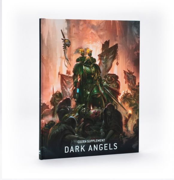Codex Dark Angels (Deu)