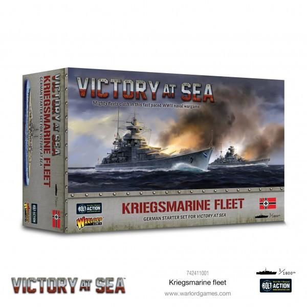 Victory at Sea Kreigsmarine Fleet