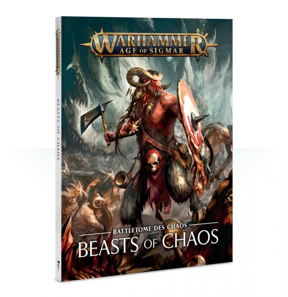 Battletome Beasts of Chaos (Deu)