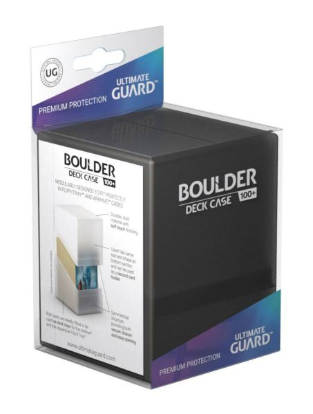 Boulder 100+ Standard Size Onyx