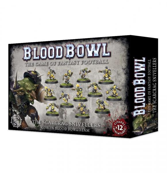 Blood Bowl Scarcrag Snivellers