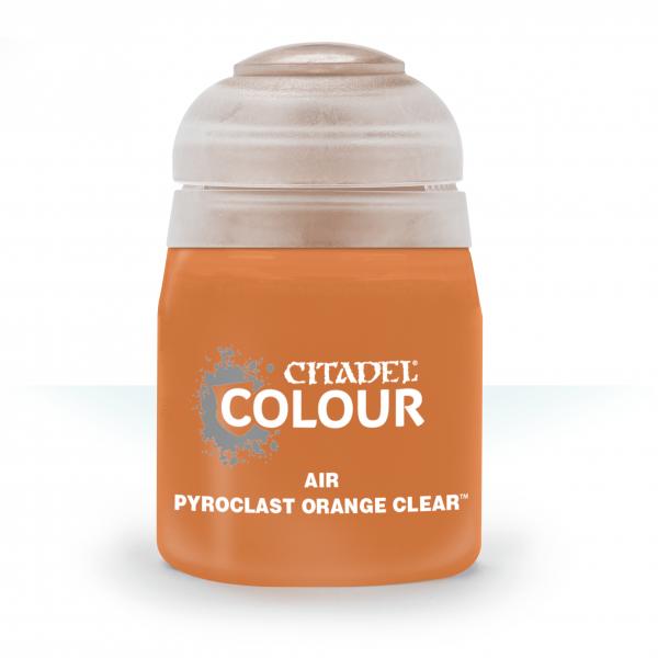 Citadel Air Pyroclast Orange