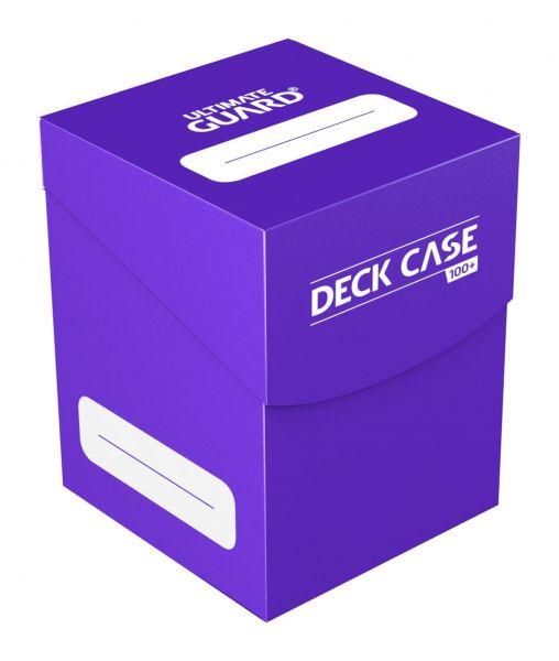Deck Case 100+ Standard Size Purple