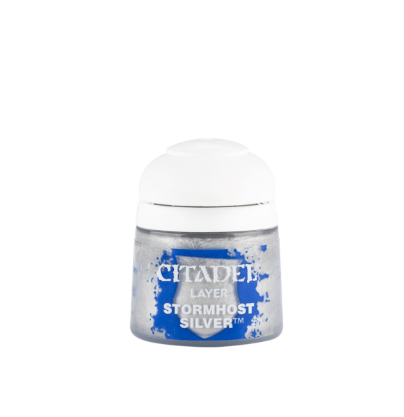 Citadel Layer Stormhost Silver