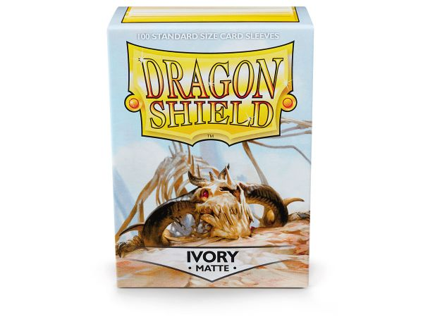 Dragon Shield 100 Matt Ivory