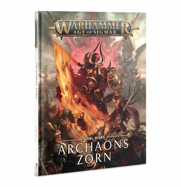 Soul Wars Archaons Zorn (Deu)