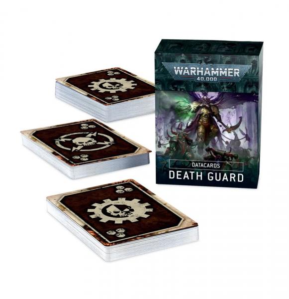 Datacards Death Guard