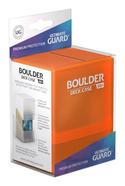 Boulder 80+ Standard Size Poppy Topaz