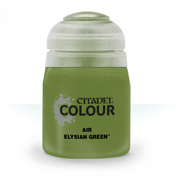 Citadel Air Elysian Green