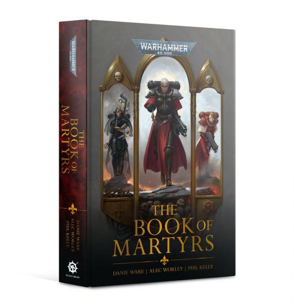 Adepta Sororitas The Book of Martyrs