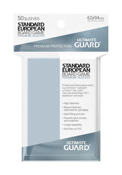 Board Game Sleeves Standard European