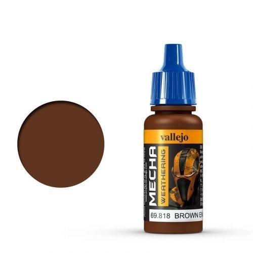 Mecha Color Brown Eng. Soot (Matt)