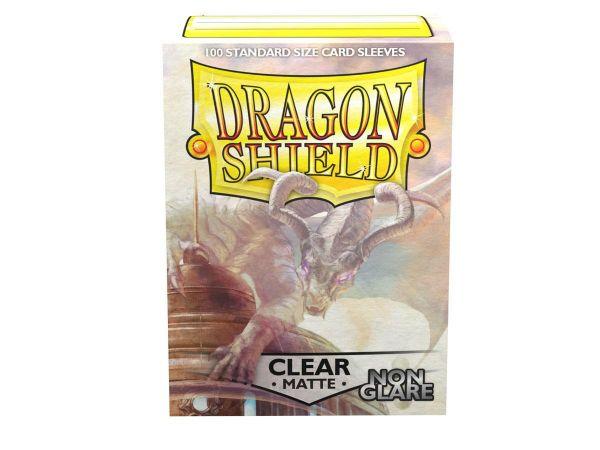 Dragon Shield 100 Matt Non Glare Clear