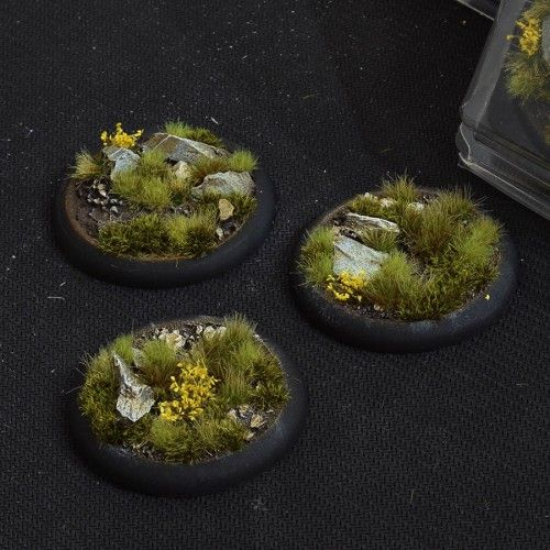 Gamers Grass 50mm Highland Bases, lip