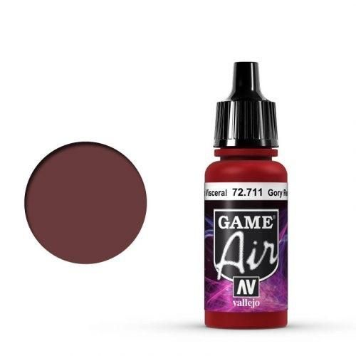 Game Air Gory Red
