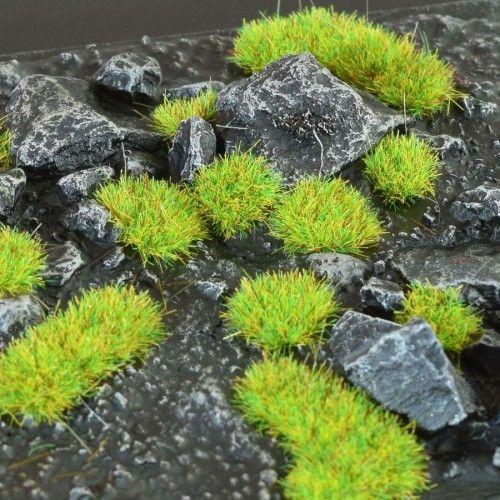 Gamers Grass Bright Green 2mm, wild