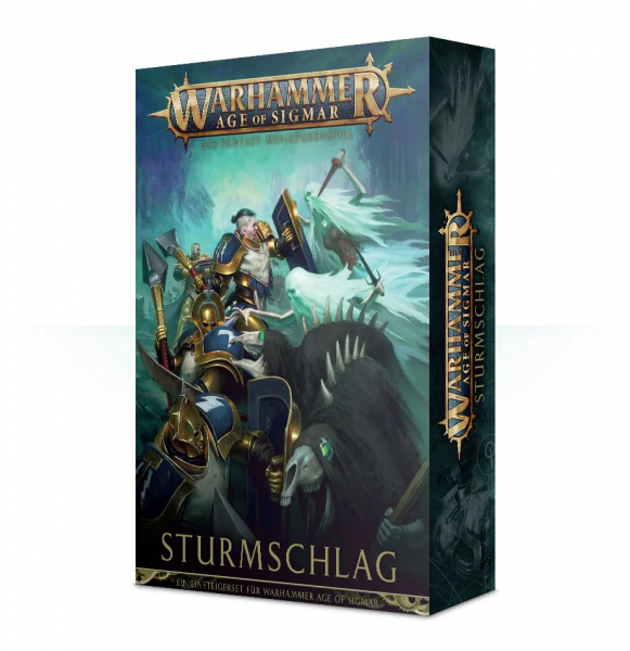 Age of Sigmar Sturmschlag (Deu)