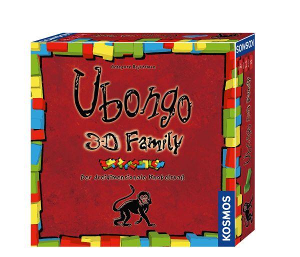 Ubongo 3D Family