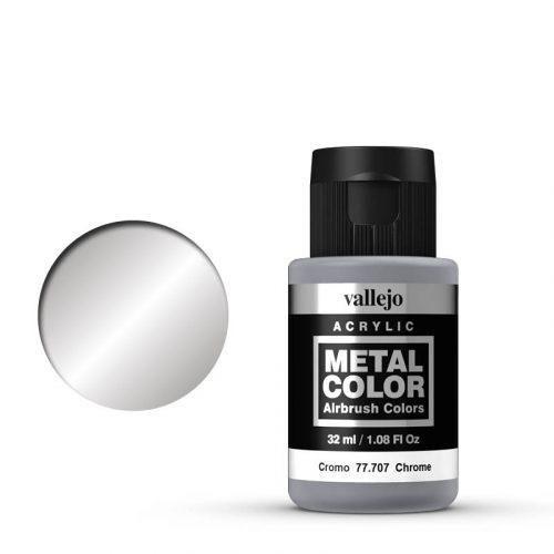 Metal Color Chrome