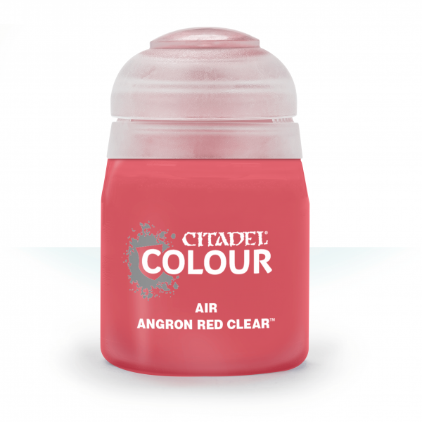 Citadel Air Angron Red Clear