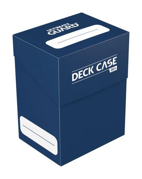 Deck Case 80+ Standard Size Blue