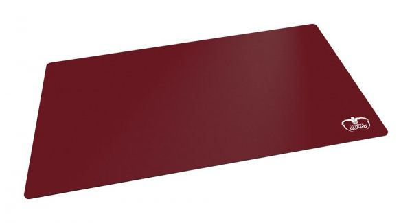 Ultimate Guard Play-Mat Monochrome Bordeaux Red