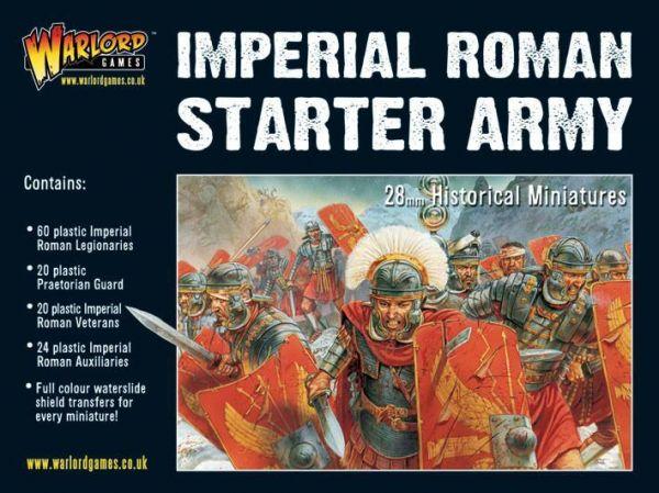 Hail Caesar Imperial Roman Starter Army