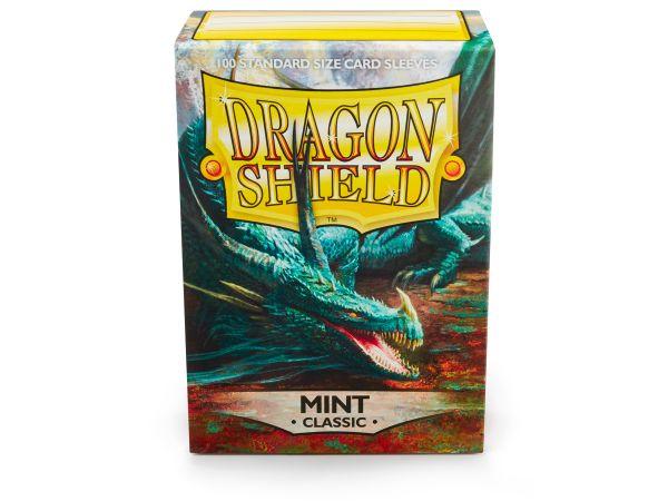 Dragon Shield 100 Classic Mint