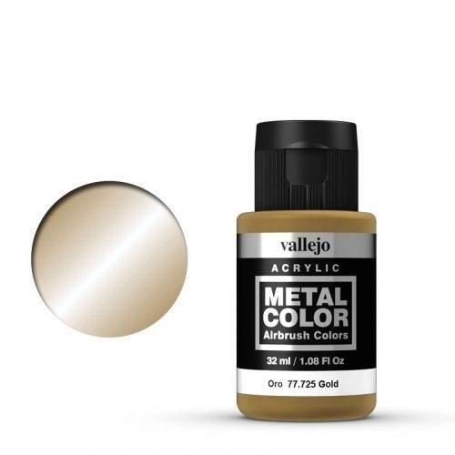 Metal Color Gold