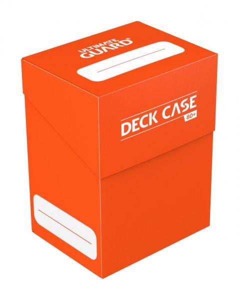 Deck Case 80+ Standard Size Orange