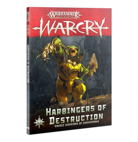 Warcry Harbingers of Destruction